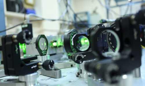 созданы наномышцы, приводимые в действие цепочками молекул днк