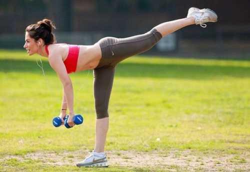 спорт и здоровье: упражнения и фитнес