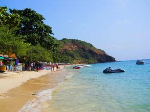 остров бамбу в таланде: пляж, как добраться из пхукета
